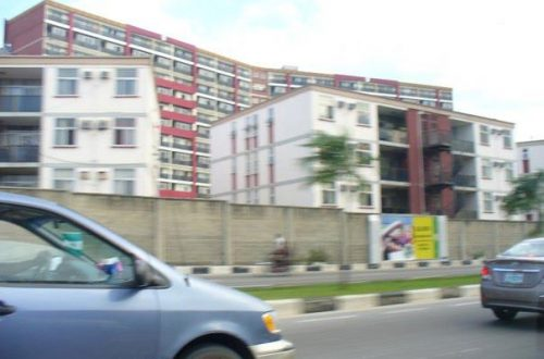 Lagos Victoria Island